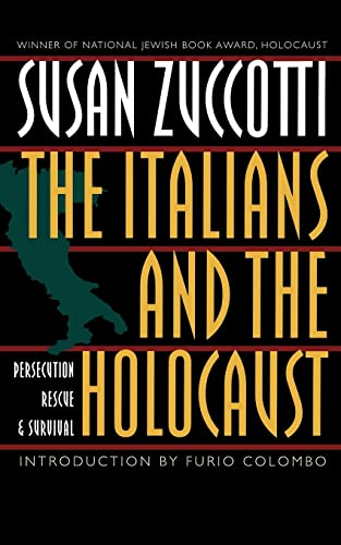 9780803299115: The Italians and the Holocaust: Persecution, Rescue, and Survival