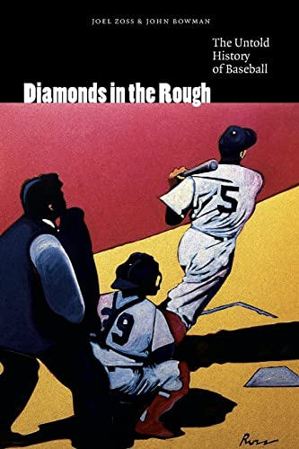 9780803299207: Diamonds in the Rough: The Untold History of Baseball