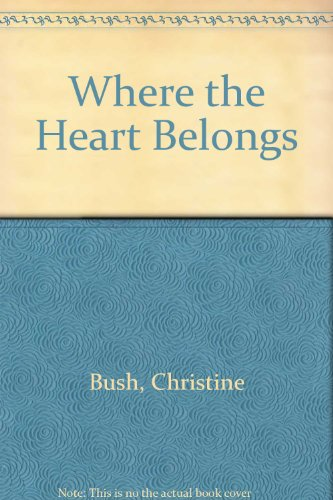 9780803489158: Where the Heart Belongs (Avalon Romances)