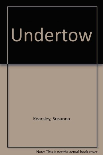 Undertow (0803489870) by Susanna Kearsley