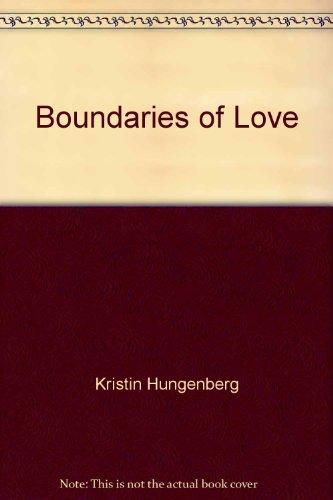 9780803491045: Boundaries of Love (Avalon Romances)