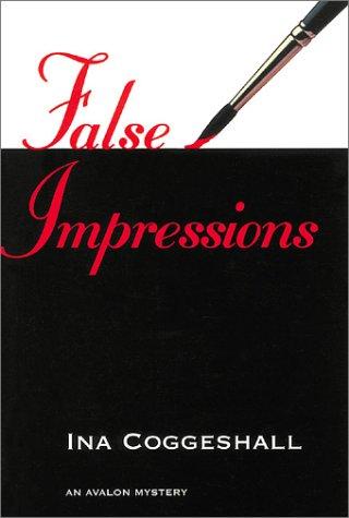 9780803494695: False Impressions - An Avalon Mystery