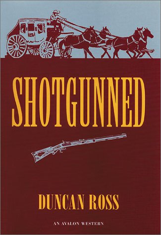 Shotgunned: Duncan Ross