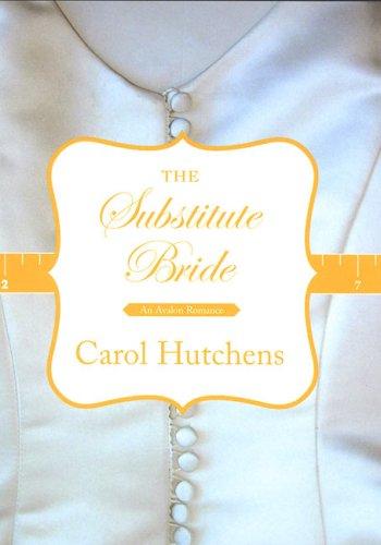 9780803497931: Substitute Bride (Avalon Romance)