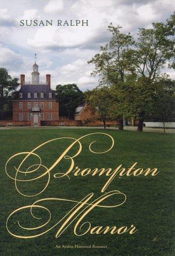 9780803498174: Brompton Manor (Avalon Romance)