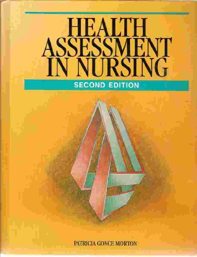 9780803600102: Health Assessment in Nursing