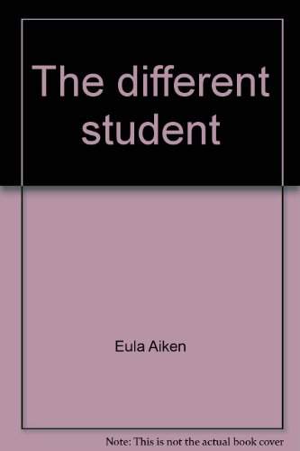 9780803600805: The different student