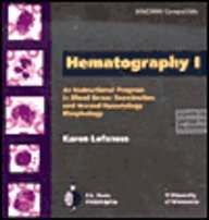 9780803601833: Hematography 1: An Instructional Program in Blood Smear Examination and Normal Hematology Morphology
