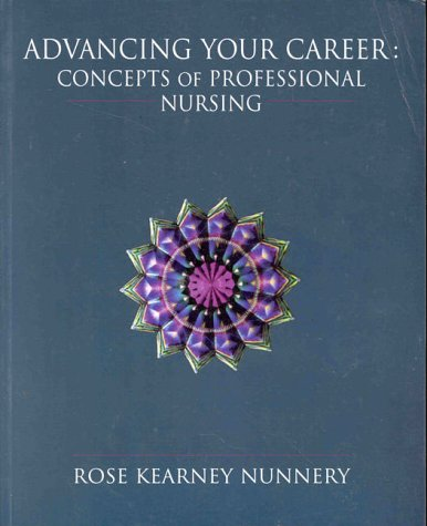 9780803602359: Advancing Your Career: Concepts of Professional Nursing