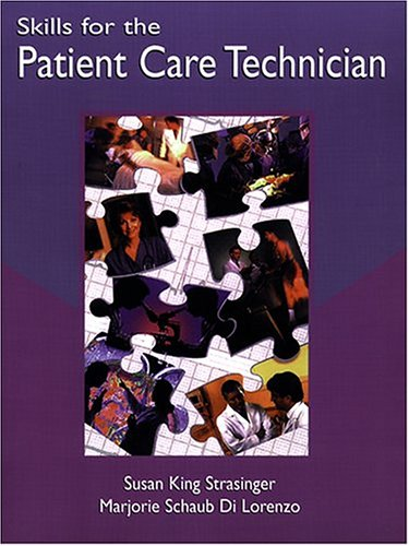 9780803603554: Skills for the Patient Care Technician