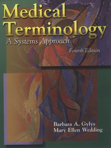 9780803603950: Medical Terminology: A Systems Approach (Book with CD-ROM)