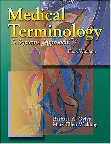9780803603967: Medical Terminology: A Systems Approach (Book with 2 Audiocassettes)