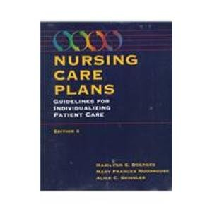 9780803605008: Doenges and Moorhouse's Electronic Care Plan Maker