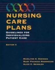 9780803605008: Nursing Care Plans: Guidelines for Individualizing Patient Care