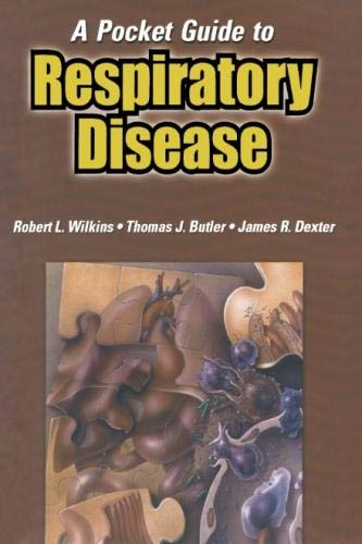 9780803605664: A Pocket Guide to Respiratory Disease