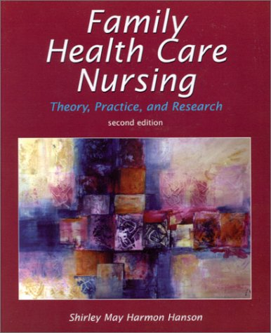 9780803605985: Family Health Care Nursing: Theory, Practice, and Research