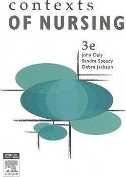 9780803606890: Contexts of Nursing: An Introduction