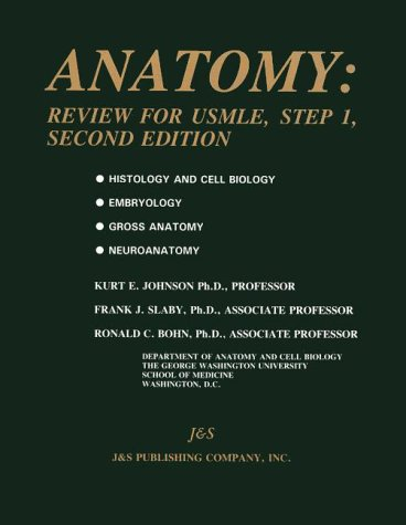 9780803607118: Anatomy: Review for USMLE, Step 1
