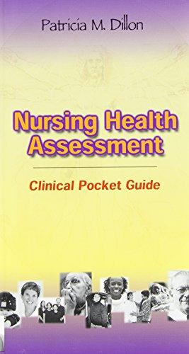 9780803608818: Nursing Health Assessment: Clinical Pocket Guide