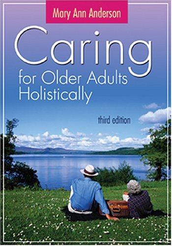 9780803610538: Caring for Older Adults Holistically