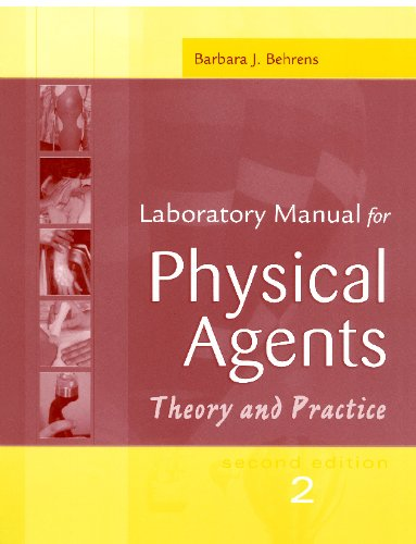 9780803611351: Laboratory Manual for Physical Agents: Theory and Practice