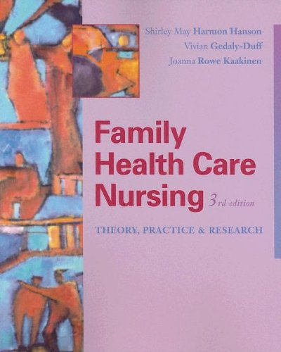 9780803612020: Family Health Care Nursing: Theory, Practice, and Research (Hanson, Family Health Care Nursing)
