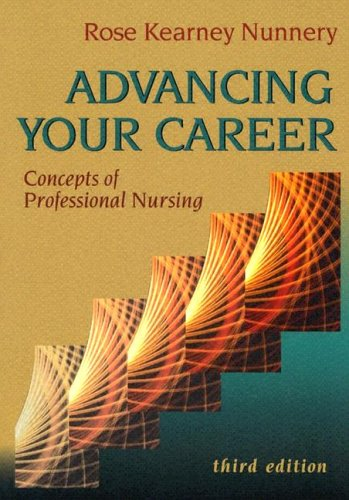 9780803612167: Advancing Your Career: Concepts of Professional Nursing