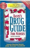 9780803612259: Davis's Drug Guide For Nurses (book With Cd-rom) And Mednotes: Nurse's Pocket Pharmacology Guide