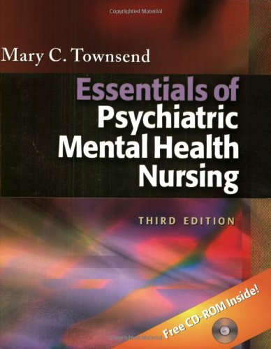 9780803612679: Essentials of Psychiatric Mental Health Nursing Third Edition