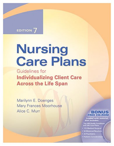 9780803612945: Nursing Care Plans: Guidelines for Individualizing Client Care Across the Life Span