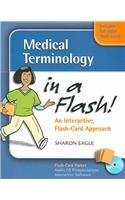 9780803613669: Medical Terminology in a Flash!: An Interactive Flash-Card Approach