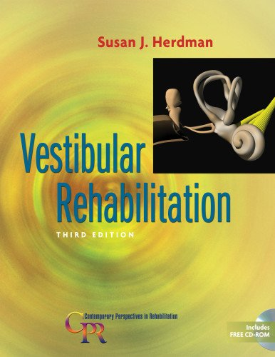 9780803613768: Vestibular Rehabilitation (Contemporary Perspectives in Rehabilitation)