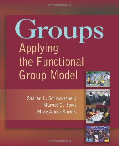 9780803614994: Groups: Applying the Functional Group Model