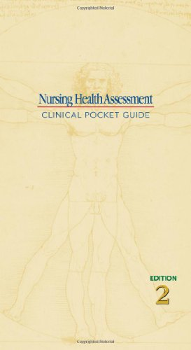 9780803615823: Nursing Health Assessment: Clinical Pocket Guide, 2nd Edition