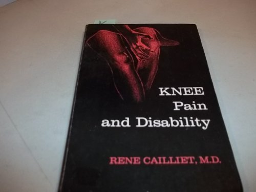 9780803616202: Knee Pain and Disability