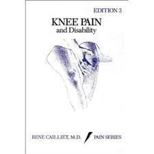 9780803616219: Knee Pain and Disability (Pain series)