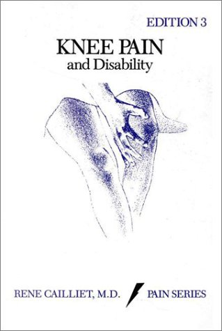 9780803616226: Knee Pain and Disability (Pain Series)