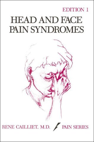 9780803616257: Head and Face Pain Syndromes