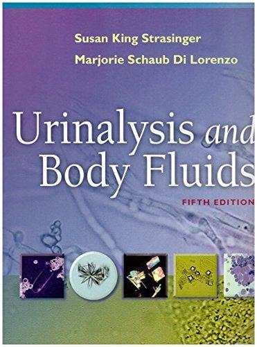 9780803616974: Urinalysis and Body Fluids