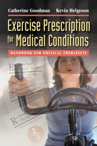 9780803617148: Exercise Prescription for Medical Conditions: Handbook for Physical Therapists
