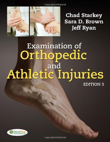 9780803617209: Examination of Orthopedic and Athletic Injuries
