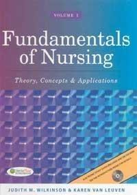 9780803617582: Fundamentals of Nursing