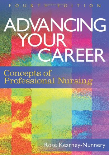 9780803618275: Advancing Your Career: Concepts in Professional Nursing (DavisPlus)