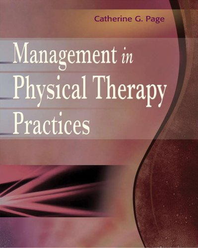 9780803618725: Management in Physical Therapy Practices