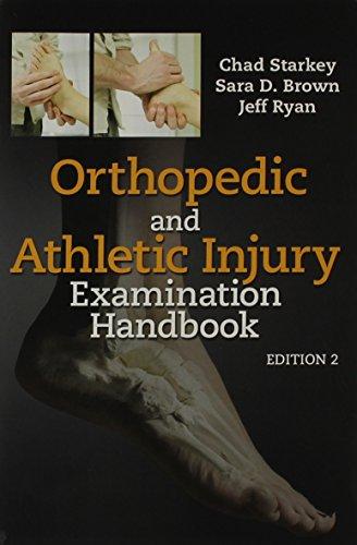 9780803618961: Examination of Orthopedic and Athletic Injuries/ Orthopedic and Athletic Injury Examination Handbook
