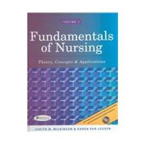 9780803619715: Fundamentals of Nursing: Theory, Concepts & Applications