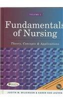 9780803619784: Fundamentals of Nursing: Theory, Concepts & Applications