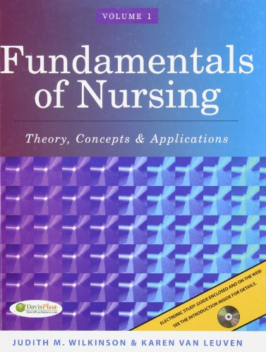 9780803619852: Fundamentals of Nursing Vol 1 + Fundamentals of Nursing Vol 2 + Skills Videos + Checklist + Taber's 20th ed + Davis's Drug Guide for Nurses 11th ed (Cardiovascular Clinics)