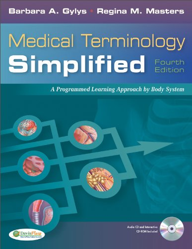 9780803620919: Medical Terminology Simplified: a Programmed Learning Approach by Body Systems, 4th Edition