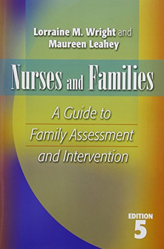 9780803621305: NURSES AND FAMILIES: A Guide to Family Assessment and Intervention